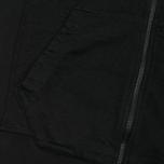 Мужская толстовка Stone Island T.CO+OLD Hooded Full Zip Black фото- 2