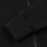 Мужская толстовка Stone Island T.CO+OLD Hooded Full Zip Black фото- 3