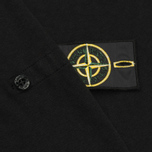 Мужская толстовка Stone Island T.CO+OLD Hooded Full Zip Black фото- 5