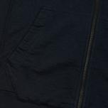 Мужская толстовка Stone Island T.CO+OLD Hooded Full Zip Navy фото- 2