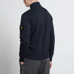 Мужская толстовка Stone Island T.CO+OLD Sweat Malfile Cotton Navy фото- 7