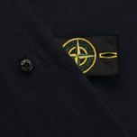 Мужская толстовка Stone Island T.CO+OLD Sweat Malfile Cotton Navy фото- 5