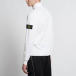 Мужская толстовка Stone Island T.CO+OLD Sweat Malfile Cotton White фото- 7