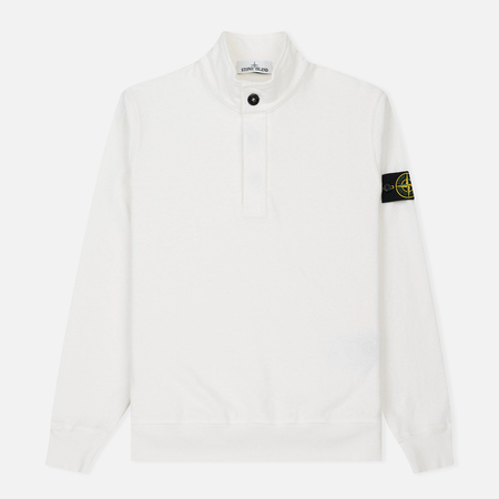 Мужская толстовка Stone Island T.CO+OLD Sweat Malfile Cotton White