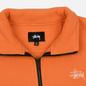 Мужская толстовка Stussy Basic Polar Fleece Orange фото - 1