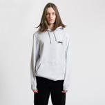 Мужская толстовка Stussy Mystic 8 Ball Hoodie Ash Heather фото- 2