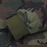 Мужская толстовка Stussy Quilted Crew Neck Camouflage фото- 2