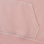 Мужская толстовка Stussy Stock Pigment Dyed Hoodie Blush фото- 3