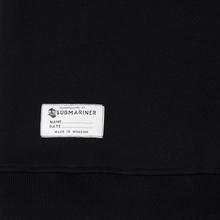 Мужская толстовка Submariner Basic Logo Print Black фото- 4