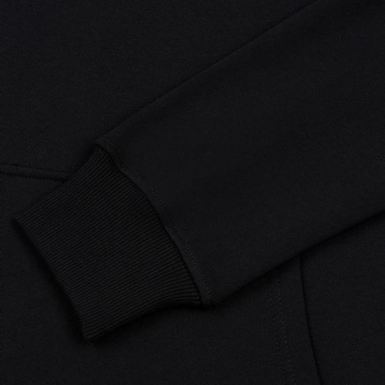 Мужская толстовка Submariner Basic Logo Print Hoodie Black