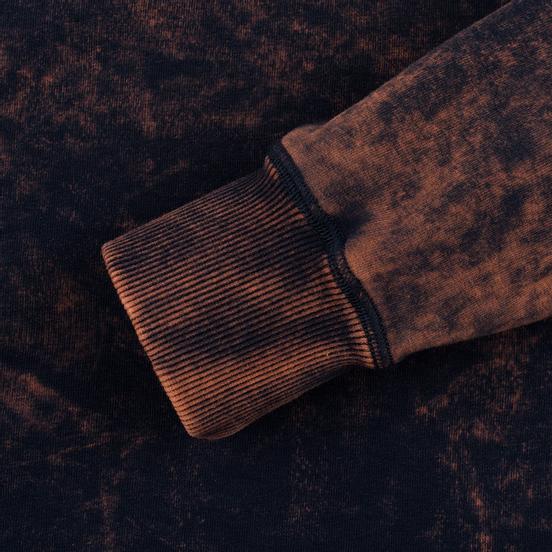 Мужская толстовка Submariner Biostone Wash Purple Rusty