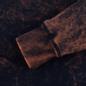 Мужская толстовка Submariner Biostone Wash Purple Rusty фото - 2