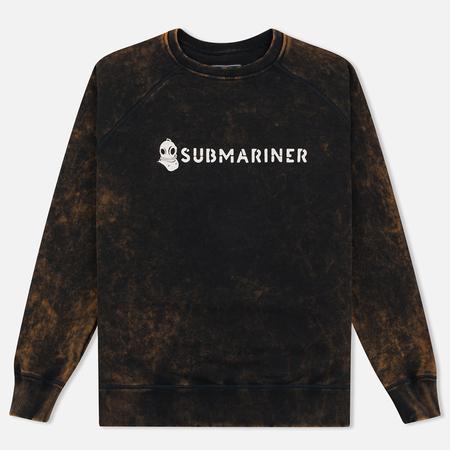 Submariner Biostone Wash Men`s Sweatshirt Rusty