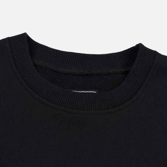 Мужская толстовка Submariner Coordinates Logo Print Black