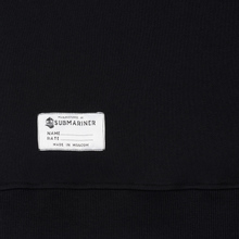 Мужская толстовка Submariner Coordinates Logo Print Black фото- 4