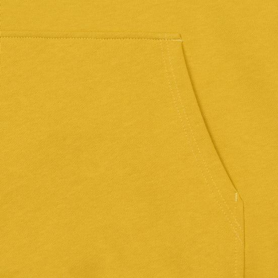 Мужская толстовка Submariner Coordinates Logo Print Hoodie Mustard