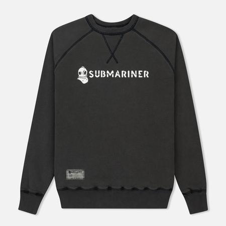 Мужская толстовка Submariner Crew Neck Grey