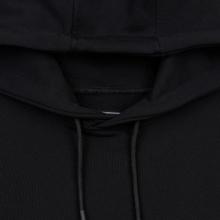 Мужская толстовка Submariner Main Logo Print Hoodie Black фото- 1