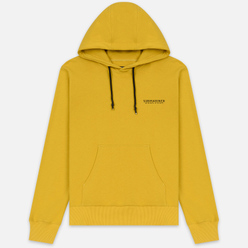 Мужская толстовка Submariner Main Logo Print Hoodie Mustard