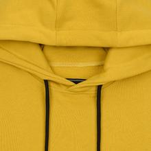 Мужская толстовка Submariner Main Logo Print Hoodie Mustard фото- 1