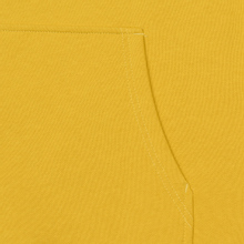 Мужская толстовка Submariner Main Logo Print Hoodie Mustard фото- 4