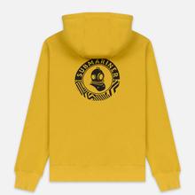 Мужская толстовка Submariner Main Logo Print Hoodie Mustard фото- 5