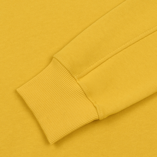 Мужская толстовка Submariner Main Logo Print Mustard