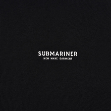 Мужская толстовка Submariner New Wave Print Black фото- 2