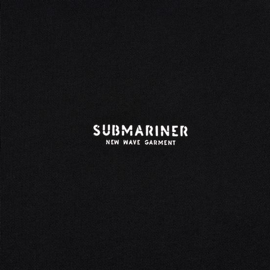 Мужская толстовка Submariner New Wave Print Black