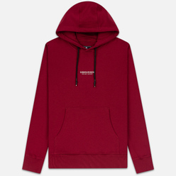 Мужская толстовка Submariner New Wave Print Hoodie Bordeaux