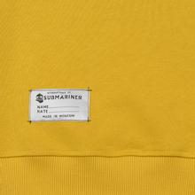 Мужская толстовка Submariner New Wave Print Mustard фото- 4