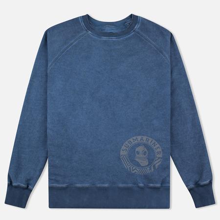 Submariner Night Glow Men`s Sweatshirt Indigo