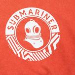 Мужская толстовка Submariner Night Glow Orange фото- 3