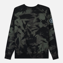 Мужская толстовка Submariner Patch Logo Camo Forest фото- 0