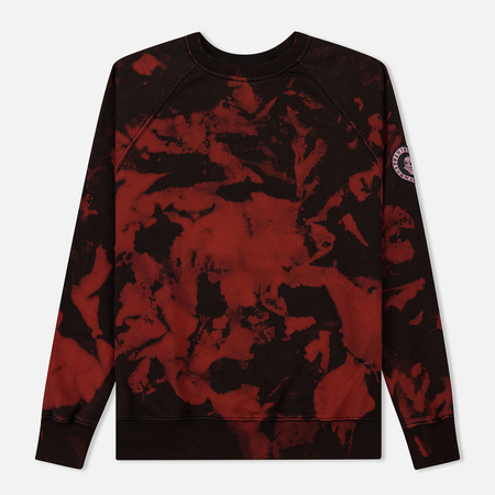 Мужская толстовка Submariner Patch Logo Camo Red/Black