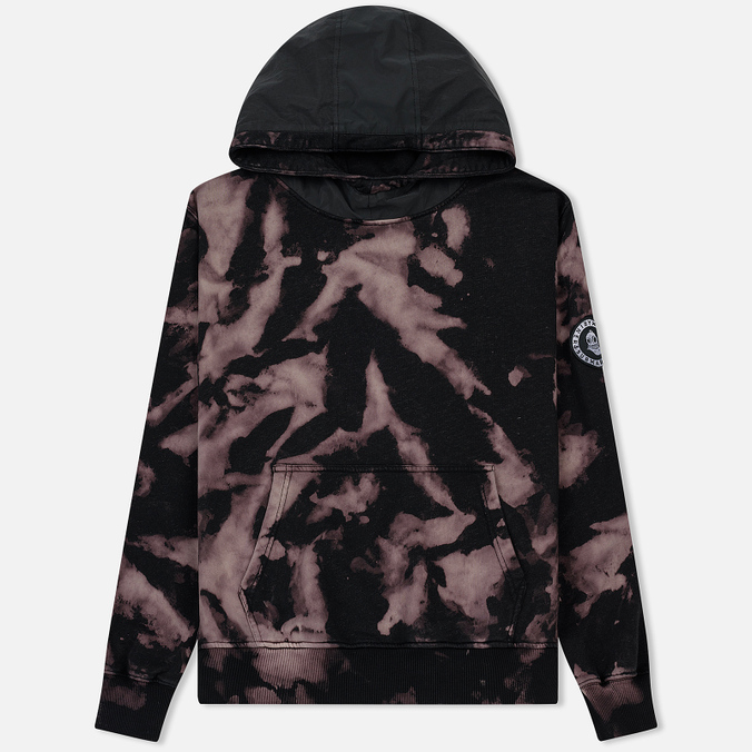Мужская толстовка Submariner Patch Logo Reflective Hoodie Camo Monochrome