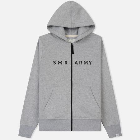 Мужская толстовка Submariner SMR Army Full Zip Hoodie Grey