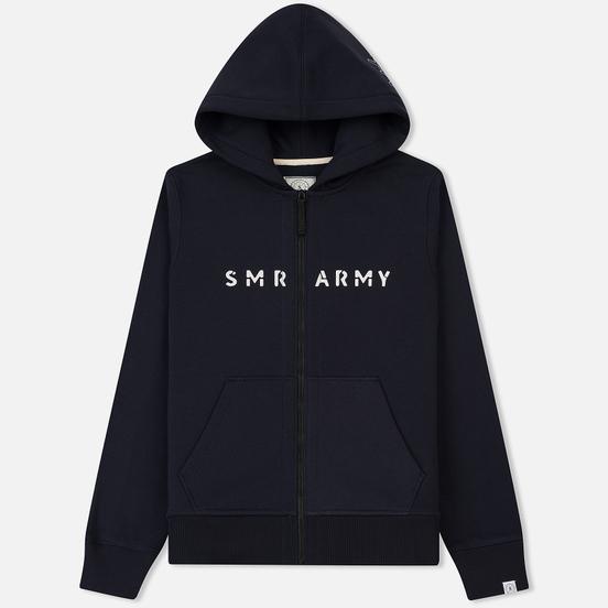 Мужская толстовка Submariner SMR Army Full Zip Hoodie Navy