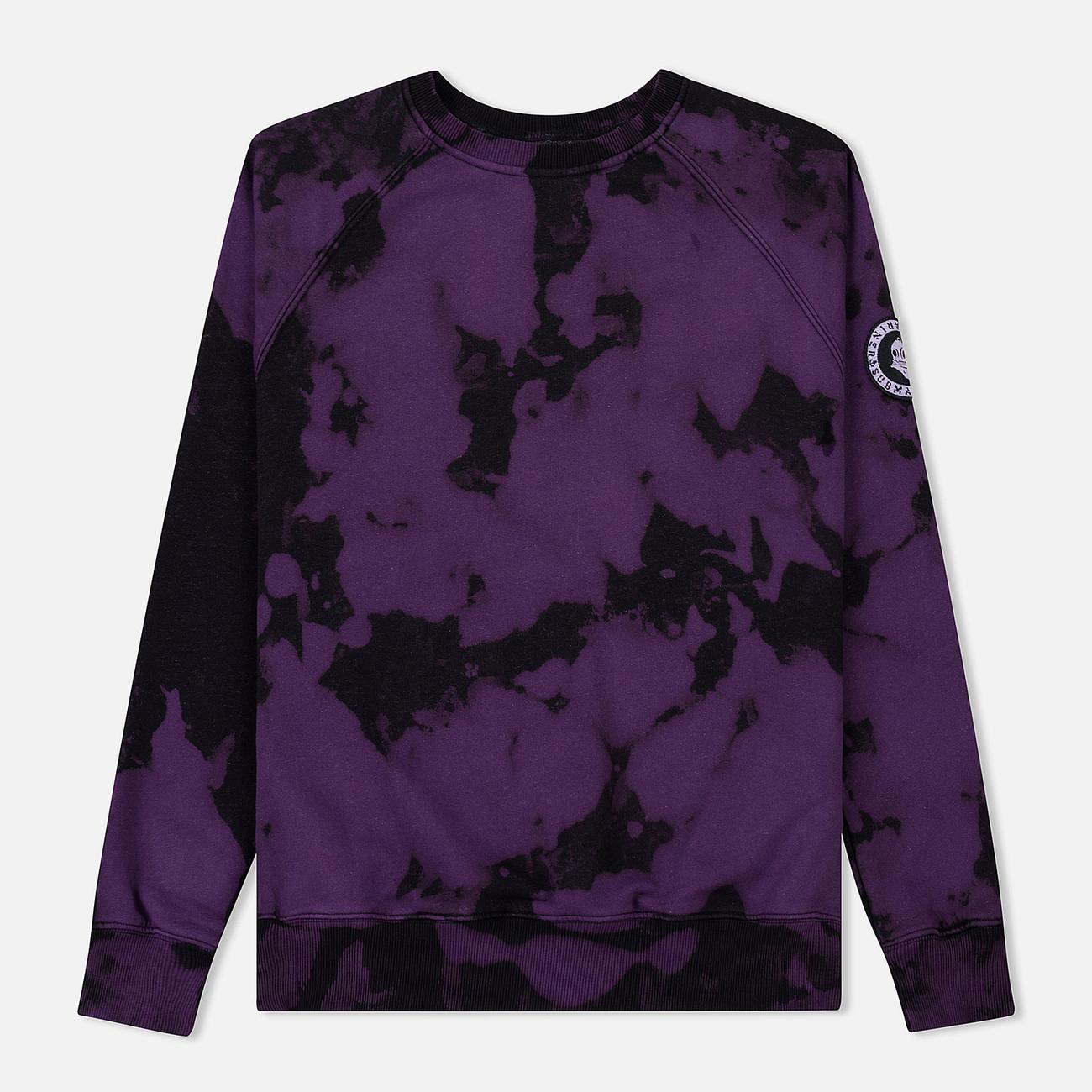 Мужская толстовка Submariner x BRANDSHOP Camo Black/Purple