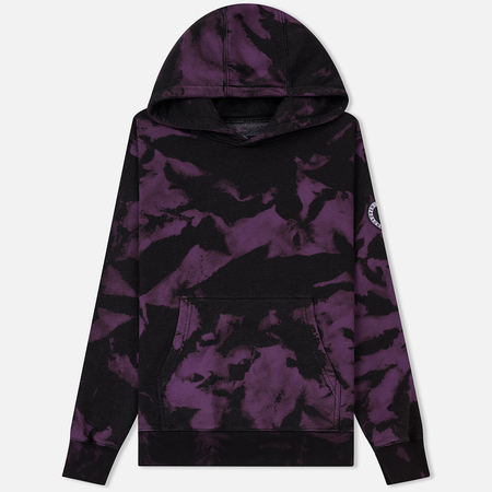 Мужская толстовка Submariner x BRANDSHOP Hoodie Camo Black/Purple