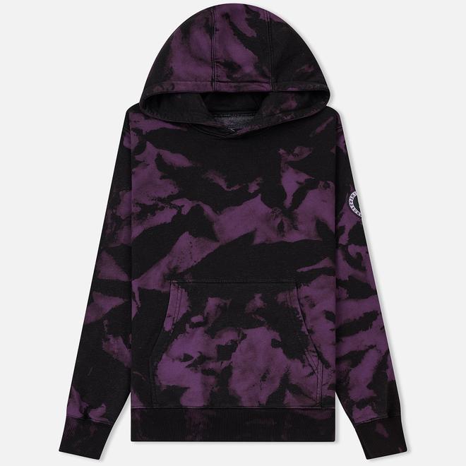 Мужская толстовка Submariner x BRANDSHOP Hoodie Camo Black/Purple