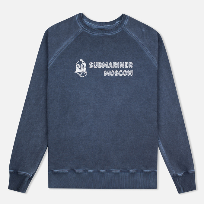 Submariner x Brandshop Noise Visual Men`s Sweatshirt Logo Blue