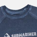 Submariner x Brandshop Noise Visual Men`s Sweatshirt Logo Blue photo- 1