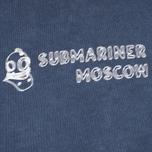 Submariner x Brandshop Noise Visual Men`s Sweatshirt Logo Blue photo- 2