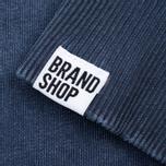 Submariner x Brandshop Noise Visual Men`s Sweatshirt Logo Blue photo- 4