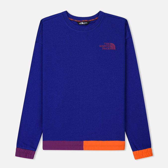 Мужская толстовка The North Face 92 Rage Fleece Crew Aztec Blue/Rage Combo