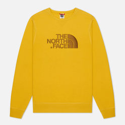 Мужская толстовка The North Face Drew Peak Crew Bamboo Yellow