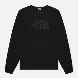 Мужская толстовка The North Face Drew Peak Crew Light TNF Black