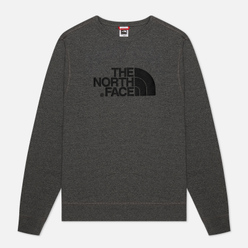Мужская толстовка The North Face Drew Peak Crew Light TNF Medium Grey Heather