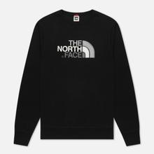Мужская толстовка The North Face Drew Peak Crew TNF Black фото- 0
